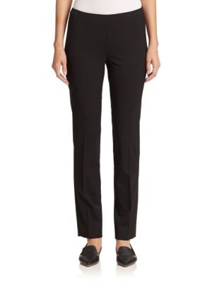 Stanton Stretch Wool Full-Length Pants