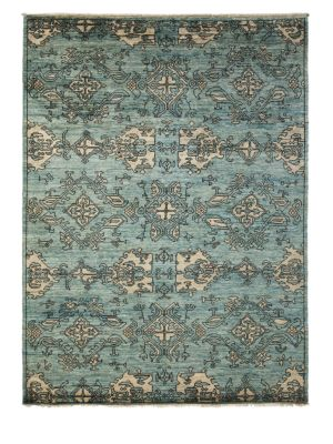 Oushak Collection Reflected Wool Rug