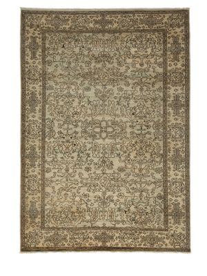 Oushak Collection Tonal Oriental Rug