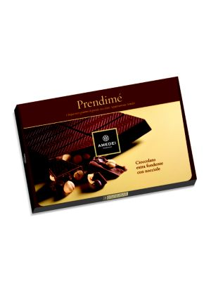 Prendimè Dark Chocolate Hazelnut Bar