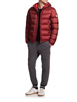 Moncler - Chauvon Hooded Down Jacket