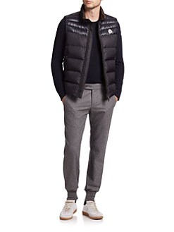Moncler - Dupres Quilted Down Vest