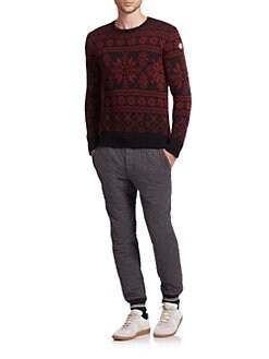 Moncler - Snowflake Sweater