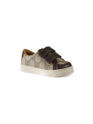 gucci kids toddlers gg supreme sneakers