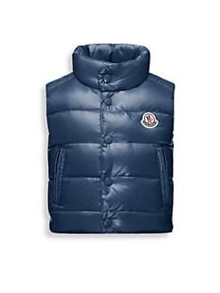 Moncler - Baby's Bernard Puffer Vest