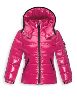 Moncler - Girl's Bady Short Puffer Jacket