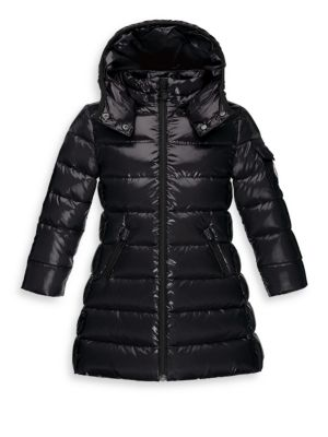 Girl's Moka Long Puffer Coat plus size,  plus size fashion plus size appare
