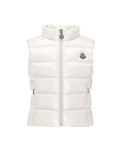 Moncler - Toddler's & Little Girl's Ghany Puffer Vest