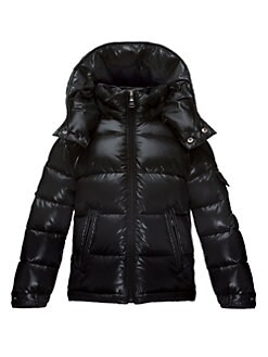 Moncler - Toddler's & Little Boy's Maya Puffer Coat