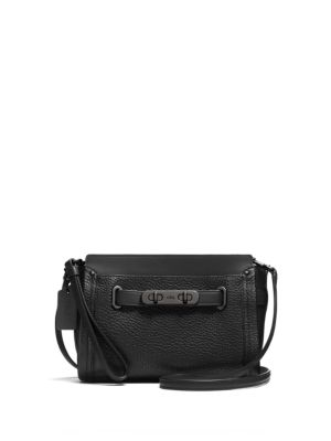 Swagger Leather Wristlet