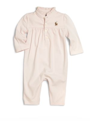 Baby's Pima Cotton Coverall