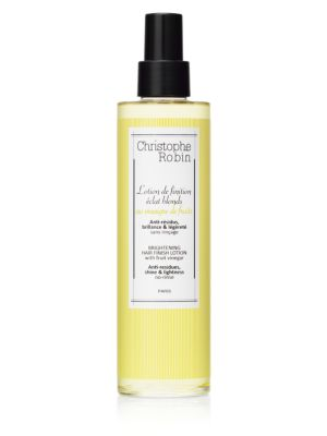 Brightening Hair Finish Lotion with Fruit Vinegar/6.76 oz. 0400087520948