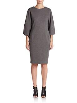 Adam Lippes - Wool Sheath Dress