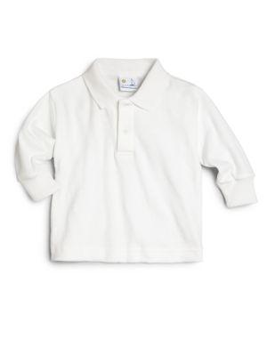 Baby's Cotton Polo Shirt