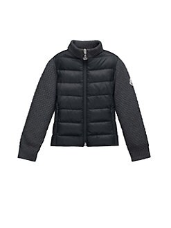 Moncler - Toddler's & Little Girl's Maglia Cardigan