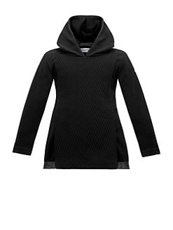 Moncler - Toddler's & Little Girl's Abito Hooded Dress