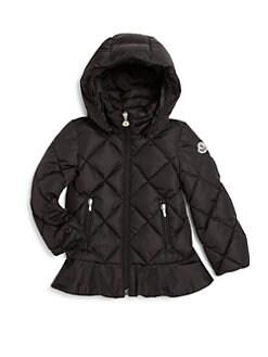 Moncler - Toddler's & Girl's Vouglette Puffer Jacket