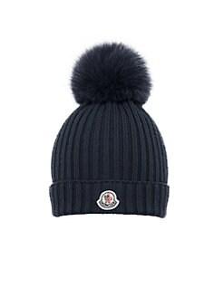 saks moncler hat
