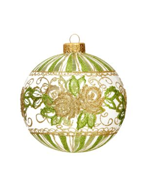 Image of Glass Ball Ornament