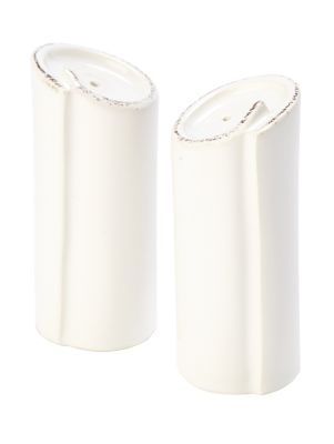 Lastra Salt and Pepper Shakers