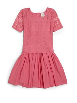 Girls Designer Clothing 7-16 Ella Moss Girl Girl s Giana