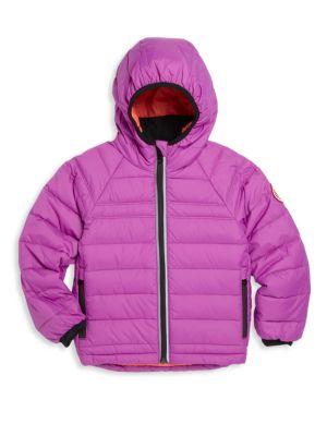Toddler's Bobcat Down Jacket