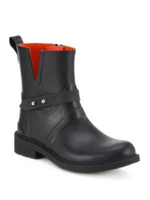 Moto Rain Boots