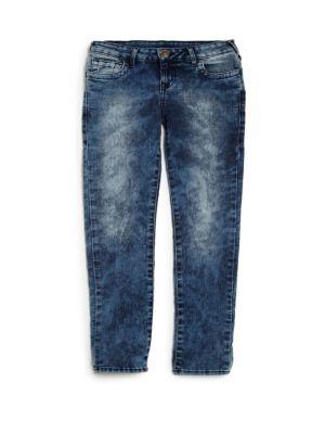 Toddler's & Little Girl's Casey Skinny Jeans