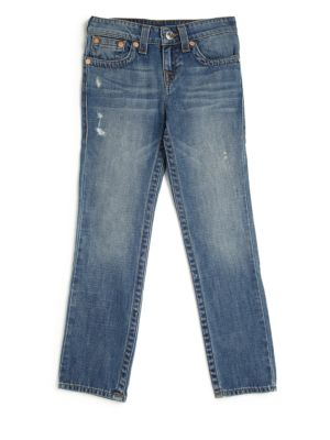 Boys Geno Slim-Fit Single End Jeans