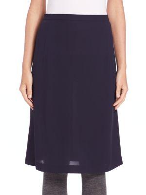 Savia Silk Skirt