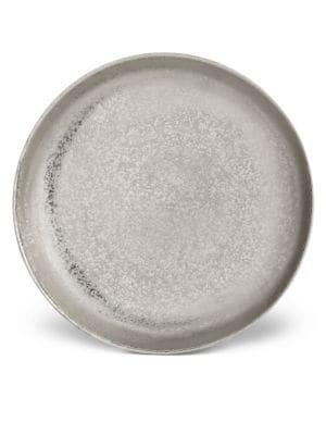 Alchimie De Venise Platinum-Finish Charger Plate