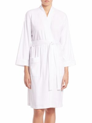 COLLECTION Pima Cotton Jersey Robe