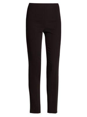 Melissa Double-Face Wool Pants