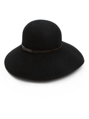 Vicki Wool Floppy Hat