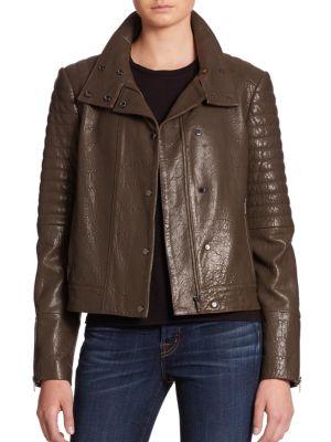 Marshall Leather Jacket
