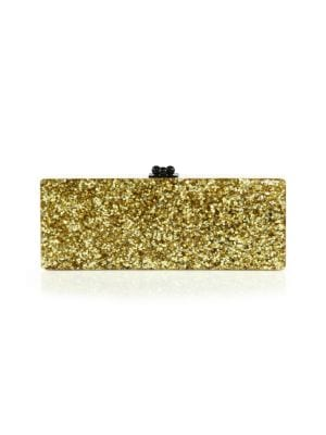 Flavia Solid Clutch