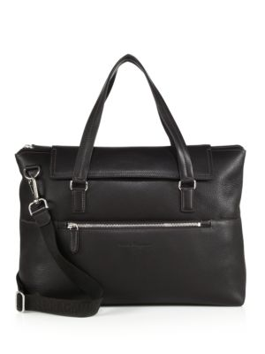 Revival Leather Tote Bag