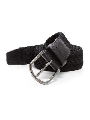 Bespoken Braid Belt
