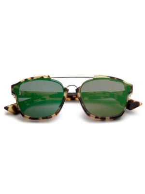 Abstract 58MM Square Sunglasses