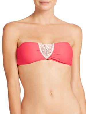Gypsy Bandeau Bikini Top