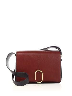 Alix Leather Shoulder Bag