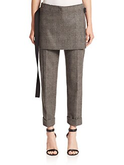 3.1 Phillip Lim - Cuffed Apron Trousers