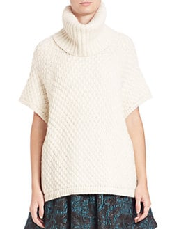 Alice + Olivia - Ivan Oversized Turtleneck Sweater