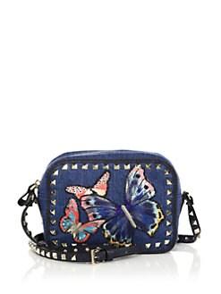 celine royal blue mini luggage - Handbags - Handbags - Crossbody Bags - Saks.com