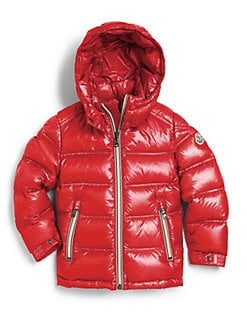 Moncler - Boy's Gaston Puffer Jacket