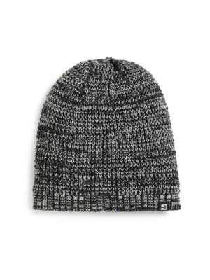BLOCK HEADWEAR Marled Knit Beanie