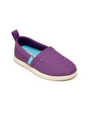 Baby's, Toddler's & Kid's Venice Perforated Slip-On Shoes