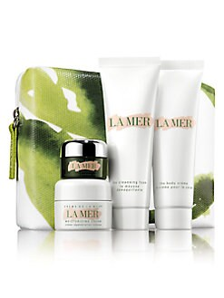 Receive a free 5- piece bonus gift with your $350 La Mer purchase
