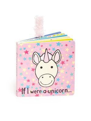 """If I Were A Unicorn"" Book"" 0400088096375"