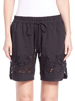 3.1 Phillip Lim - French Terry Shorts